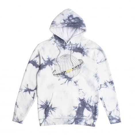 Brazzers tie-dye hoodie