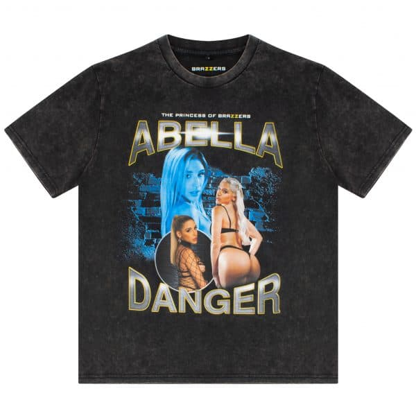 Brazzers Abella Danger t-shirt